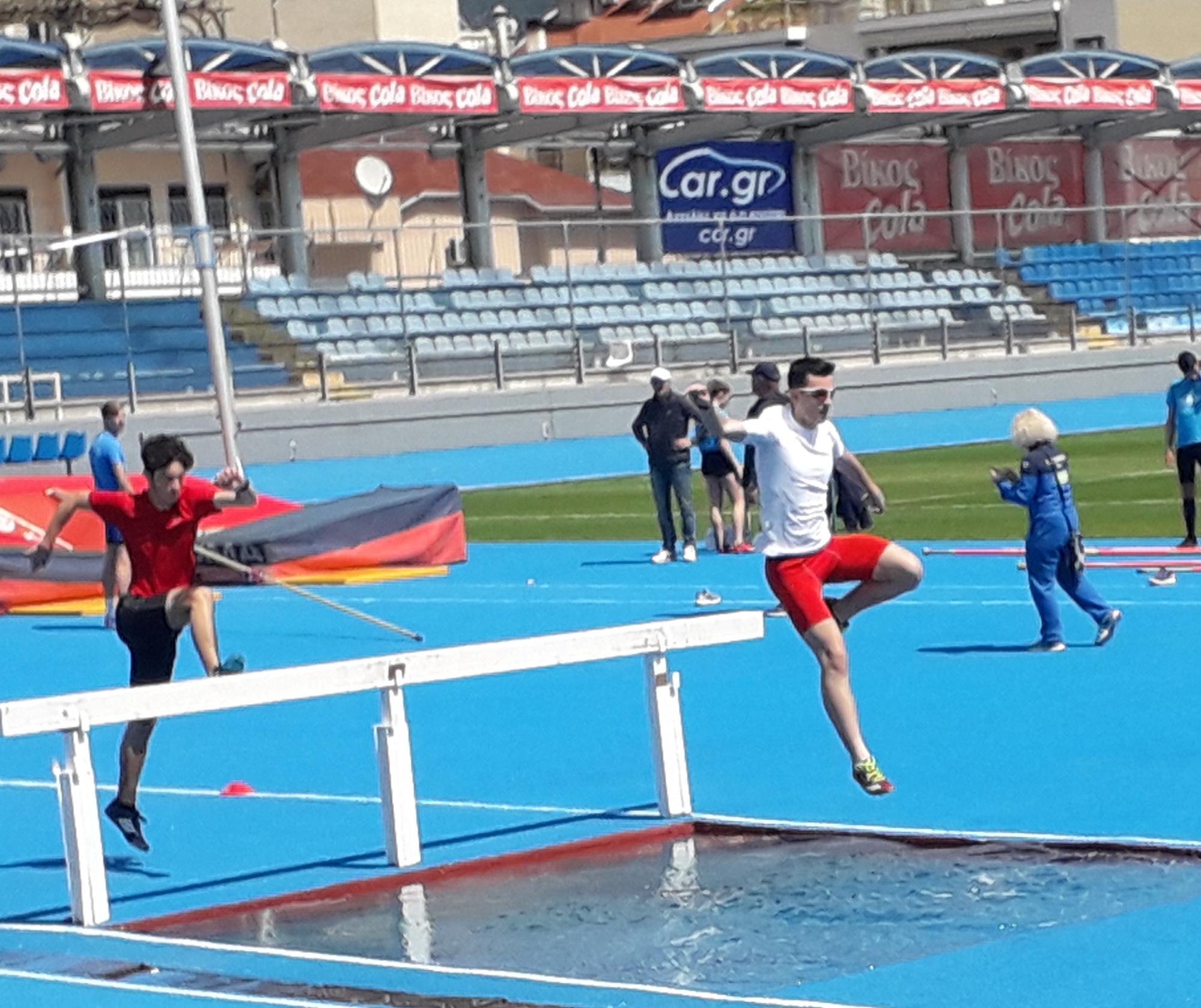 Πανελλήνιο σχολικό πρωτάθλημα στίβου στα Γιάννενα