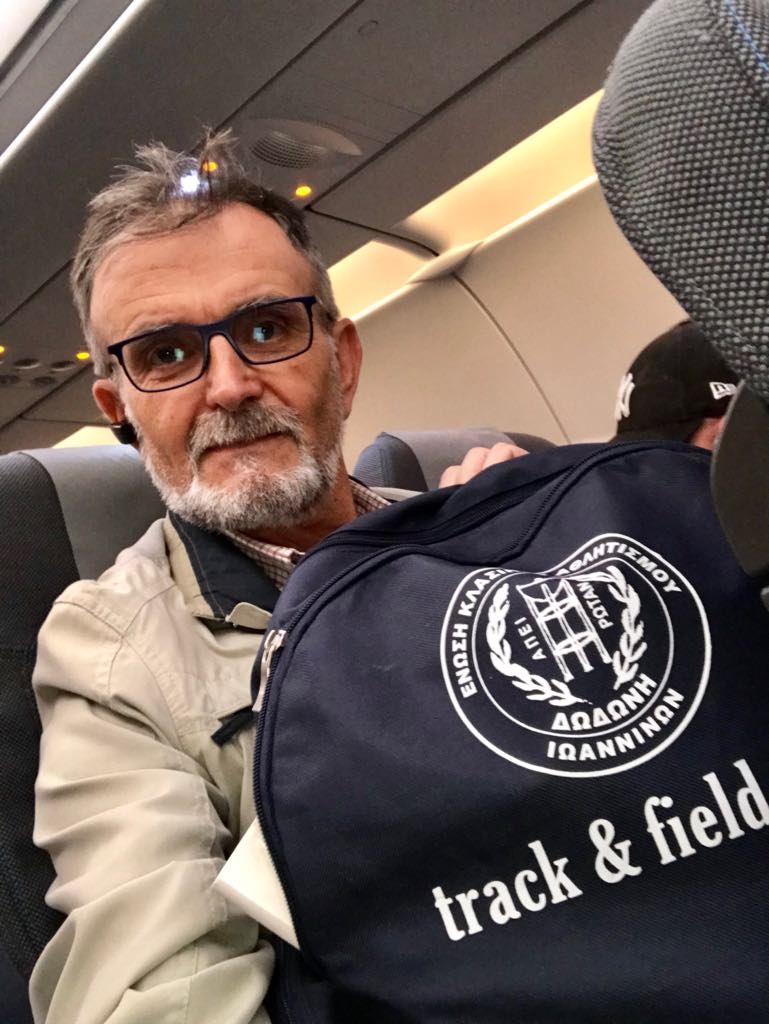 ο πρόεδρος της ΕΚΑ Δωδώνη κ. Παππάς θα είναι στην Σουηδία