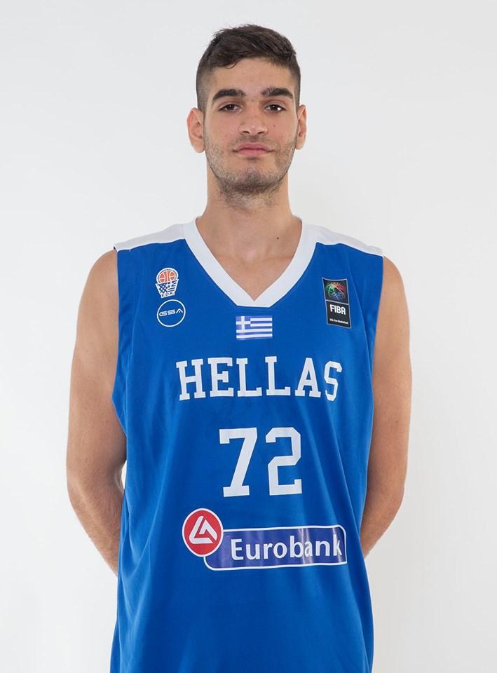 Λευτέρης Μαντζούκας, ένας αθλητής της ΕΚΑ διαπρέπει στον χώρο του μπάσκετ